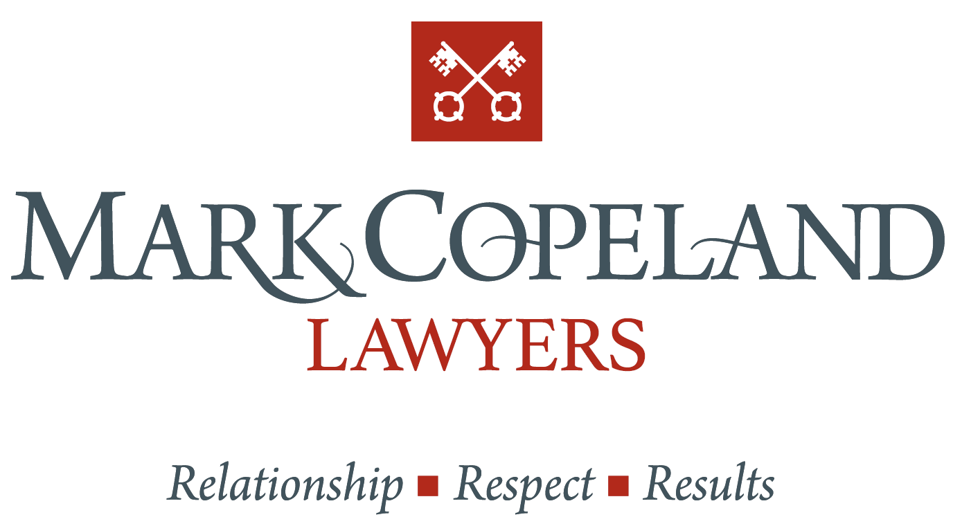 Mark Copeland Lawyers logo