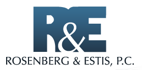 Rosenberg & Estis, P.C. logo