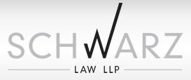 Schwarz Law LLP logo