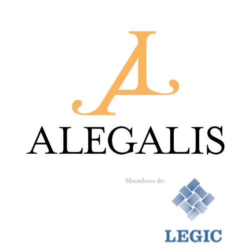 Alegalis (LEGIC Guatemala) logo
