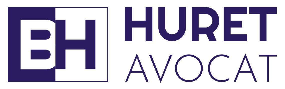 HURET Avocat logo