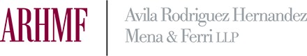 ARHMF - Avila Rodriguez Hernandez Mena & Ferri LLP logo