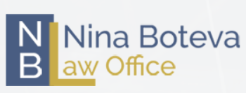 Nina Boteva Law Office logo