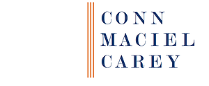 Conn Maciel Carey  logo