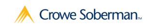 Crowe Soberman LLP logo