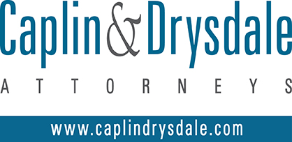 Caplin & Drysdale, Chartered logo