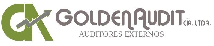 Goldenaudit Cía. Ltda logo