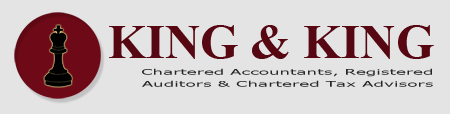 King & King Chartered Accountants logo