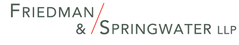 Friedman & Springwater LLP logo