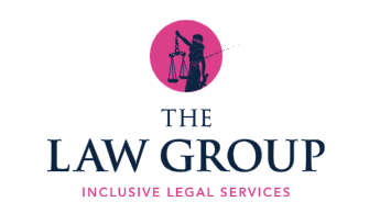The Law Group logo