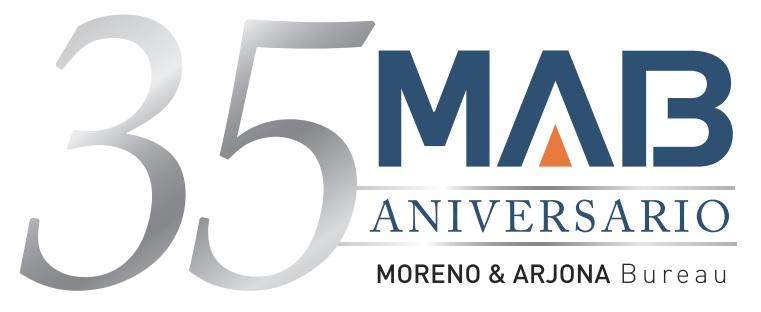 Moreno & Arjona – Bureau logo