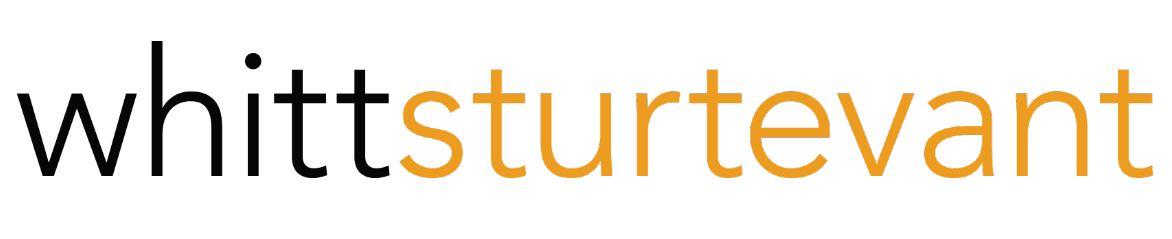 Whitt Sturtevant LLP logo