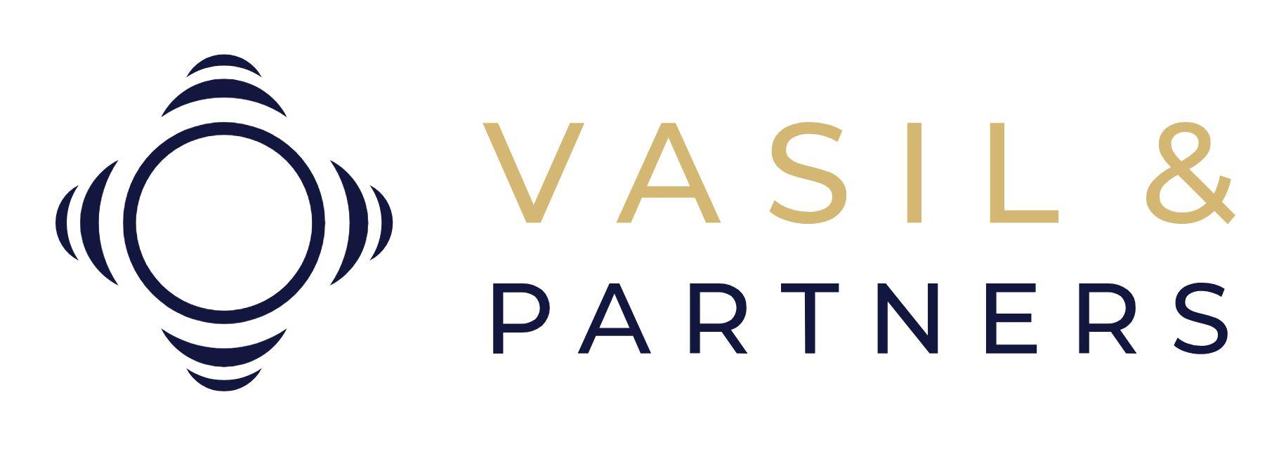 Vasil & Partners logo