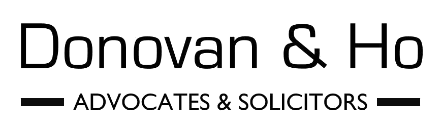 Donovan & Ho Advocates and Solicitors