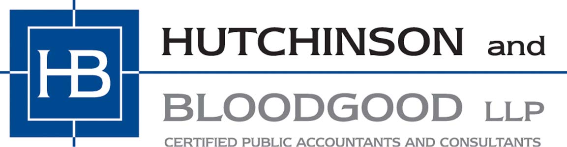 Hutchinson and Bloodgood LLP logo