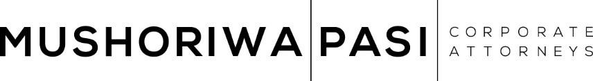 Mushoriwa Pasi Corporate Attorneys logo