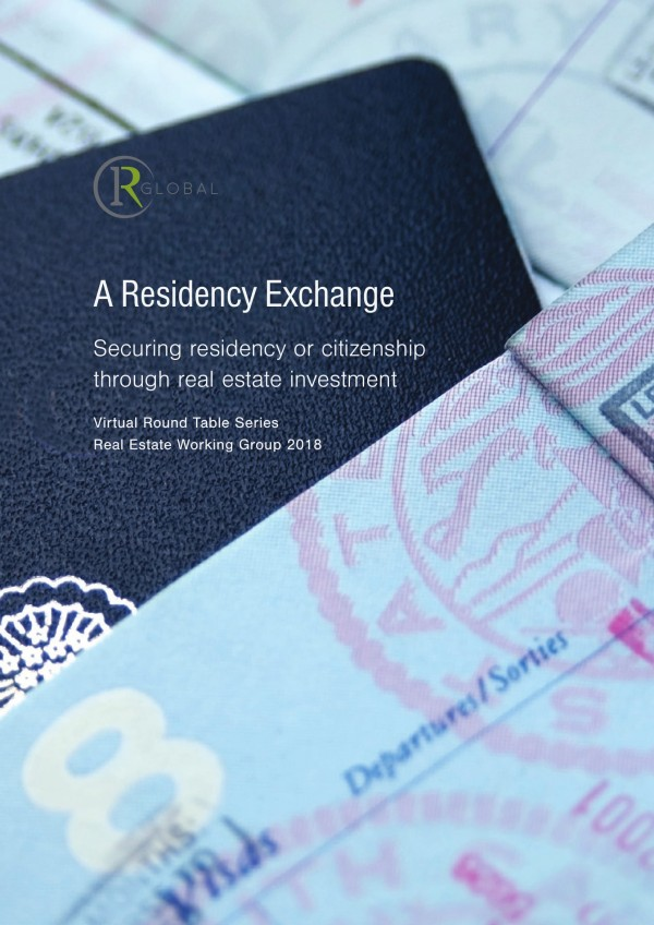 A Residency Exchange - Securing residency or citizenship through real estate investment