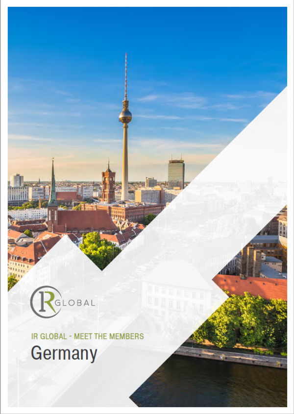 IR Global - Meet the Members - Germany