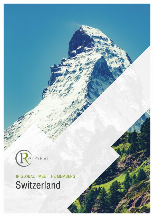 Meet The Members: Switzerland - The Innovative Heart of Europe