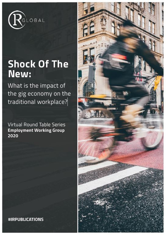 Shock Of The New: What is the impact of the gig economy on the traditional workplace?