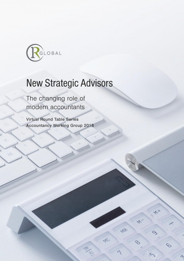 New Strategic Advisors - the changing role of modern accountants
