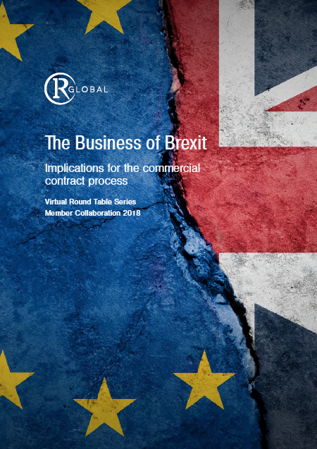The Business of Brexit - Implications for the commercial contract process