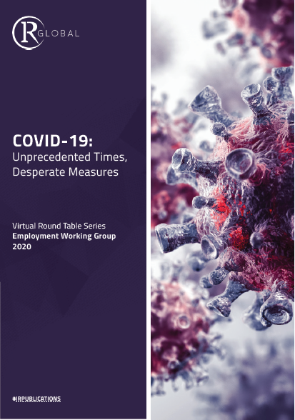 COVID-19: Unprecedented Times, Desperate Measures