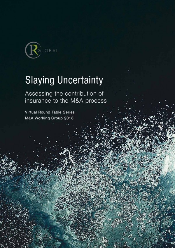 Slaying Uncertainty - Assessing the contribution of insurance to the M&A process