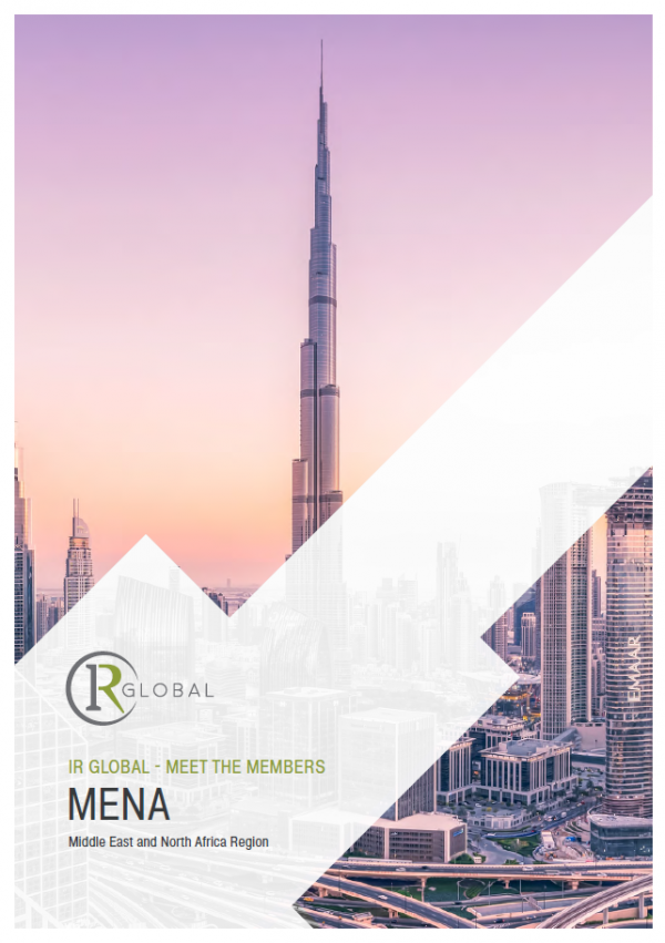 IR Global - Meet the Members - MENA