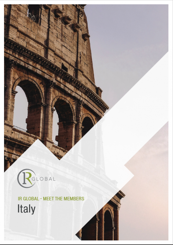 IR Global - Meet the Members - Italy