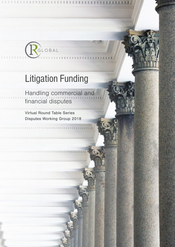 Litigation Funding - Handling commercial and Financial disputes