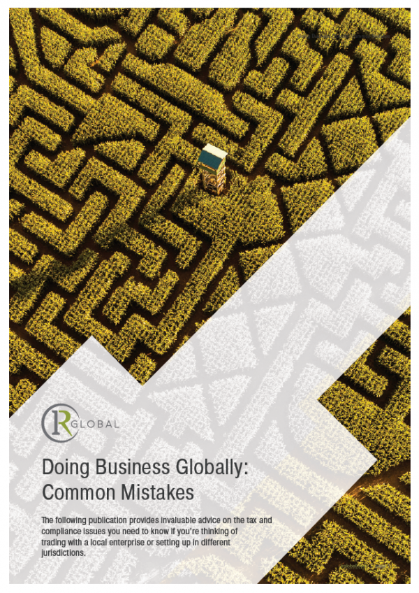 Doing Business Globally: Common Mistakes