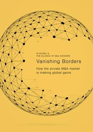 Vanishing Borders - How the private M&A market is making global gains