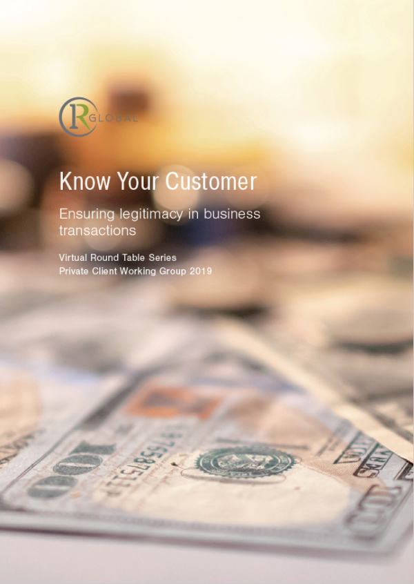 Know Your Customer - Ensuring legitimacy in business transactions