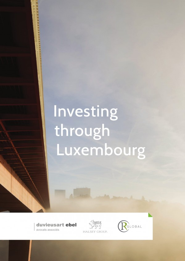 Investing Through Luxembourg