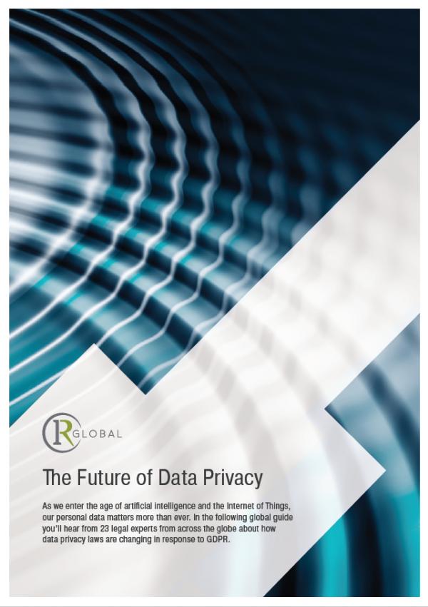 The Future of Data Privacy