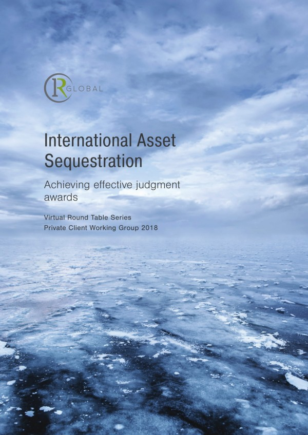 International Asset Sequestration - Achieving effective judgment awards