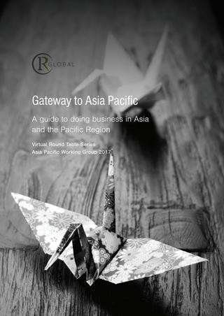 Gateway to Asia Pacific: A guide to doing business in Asia