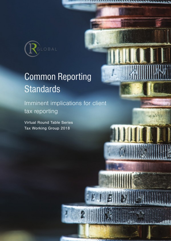 Common Reporting Standards - Imminent implications for client tax reporting
