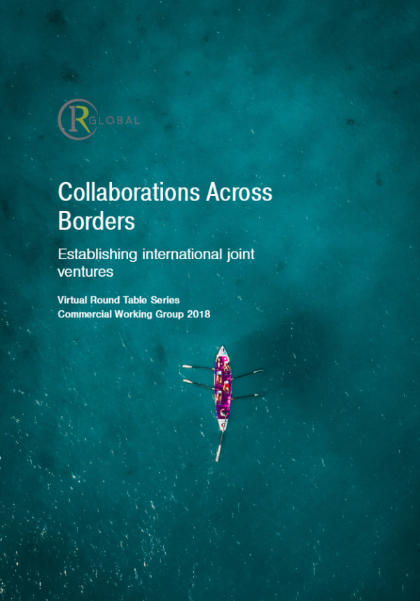 Collaborations Across Borders: Establishing international joint ventures