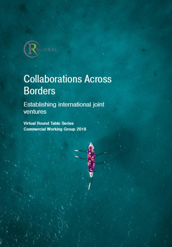 Collaborations Across Borders: Establishing international joint ventures